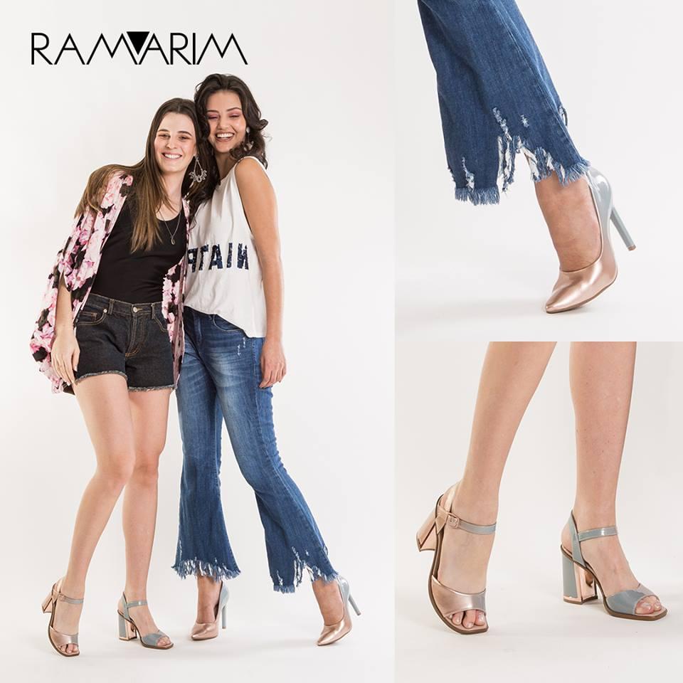 Letícia Souza and Roberta Kraemer for Ramarim